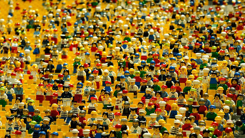 Lego People for Recruitment