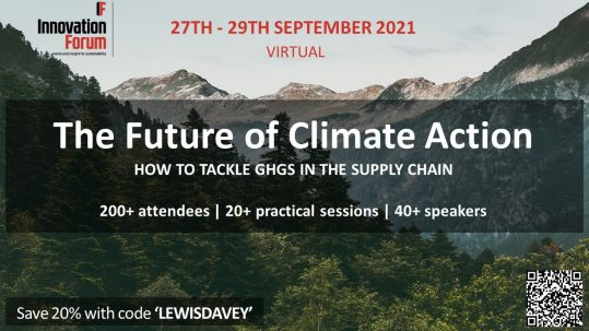 Lewis Davey - Climate Conference[51095]